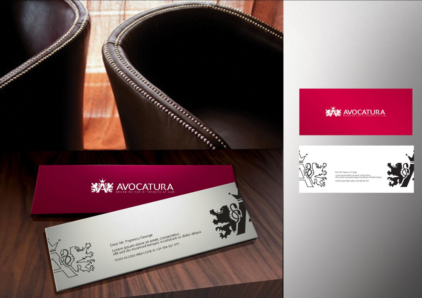 avocatura brand design inoveo