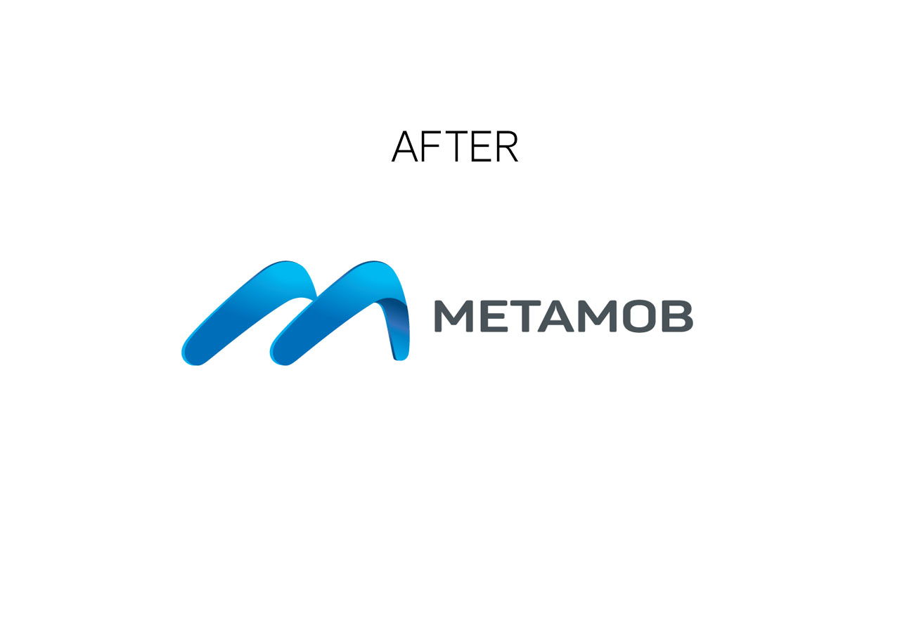 branding metamob after branding logo
