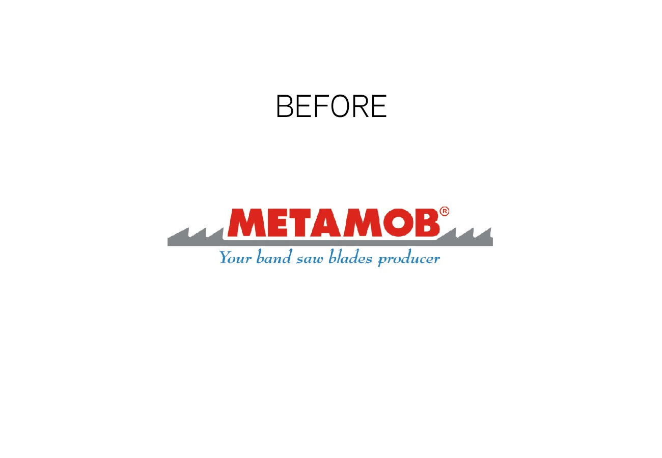 metamob before branding logo