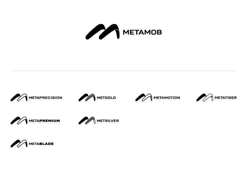 metamob arhitectura de brand negru