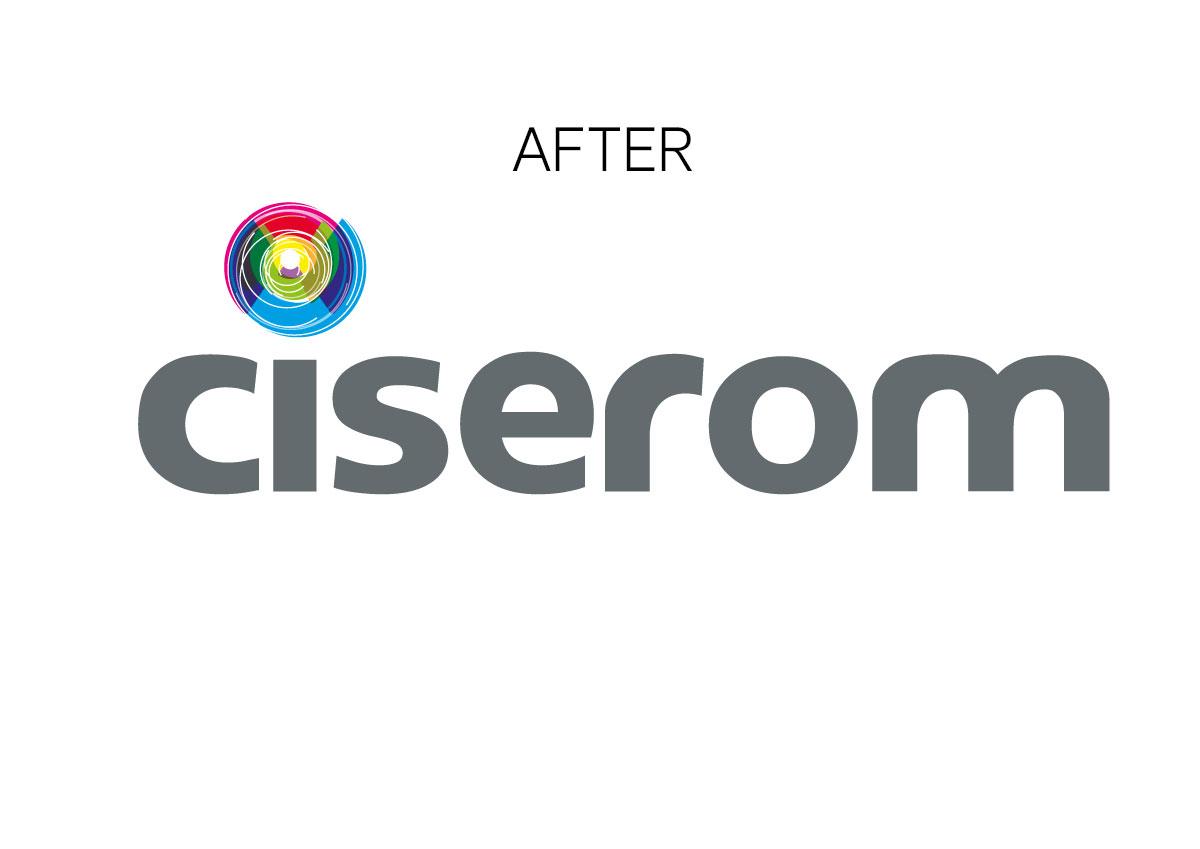 logo ciserom after rebranding inoveo