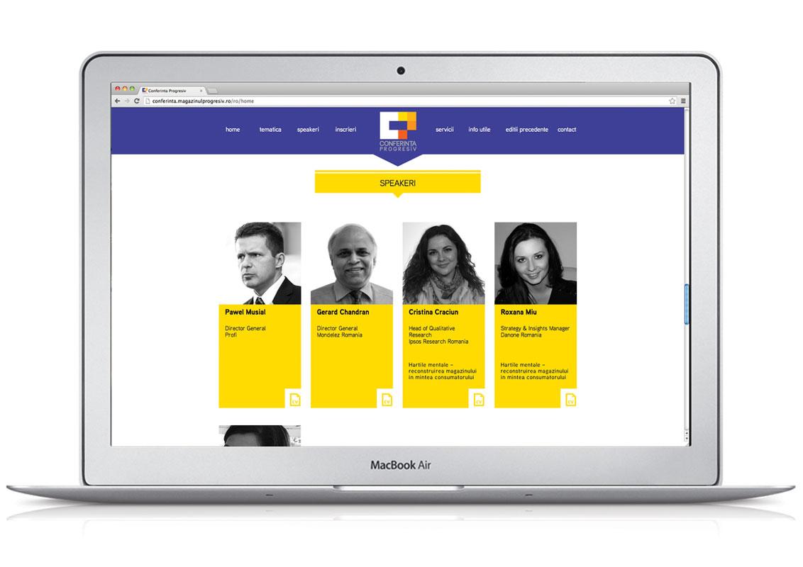conferinta progresiv branding webdesign
