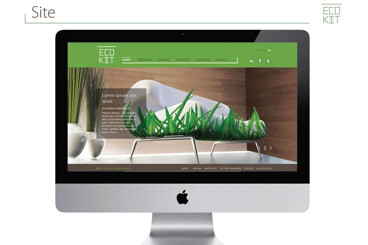 ecokit website inoveo concept