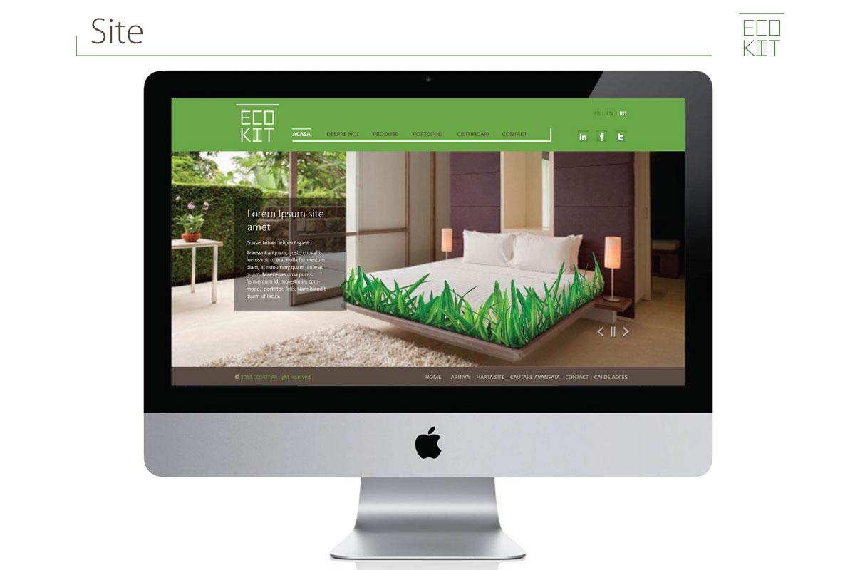 ecokit online branding inoveo concept