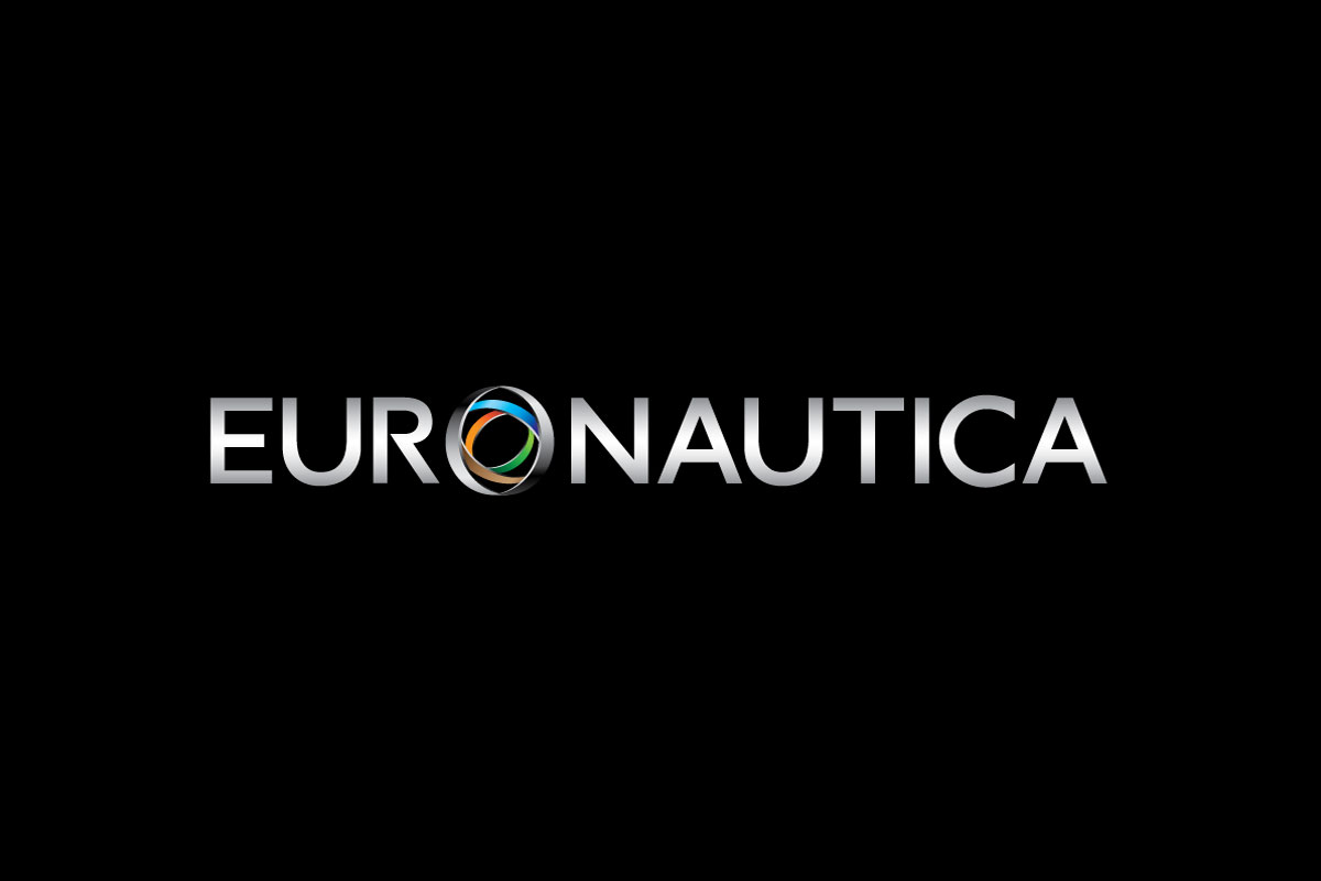 euronautica branding logo black