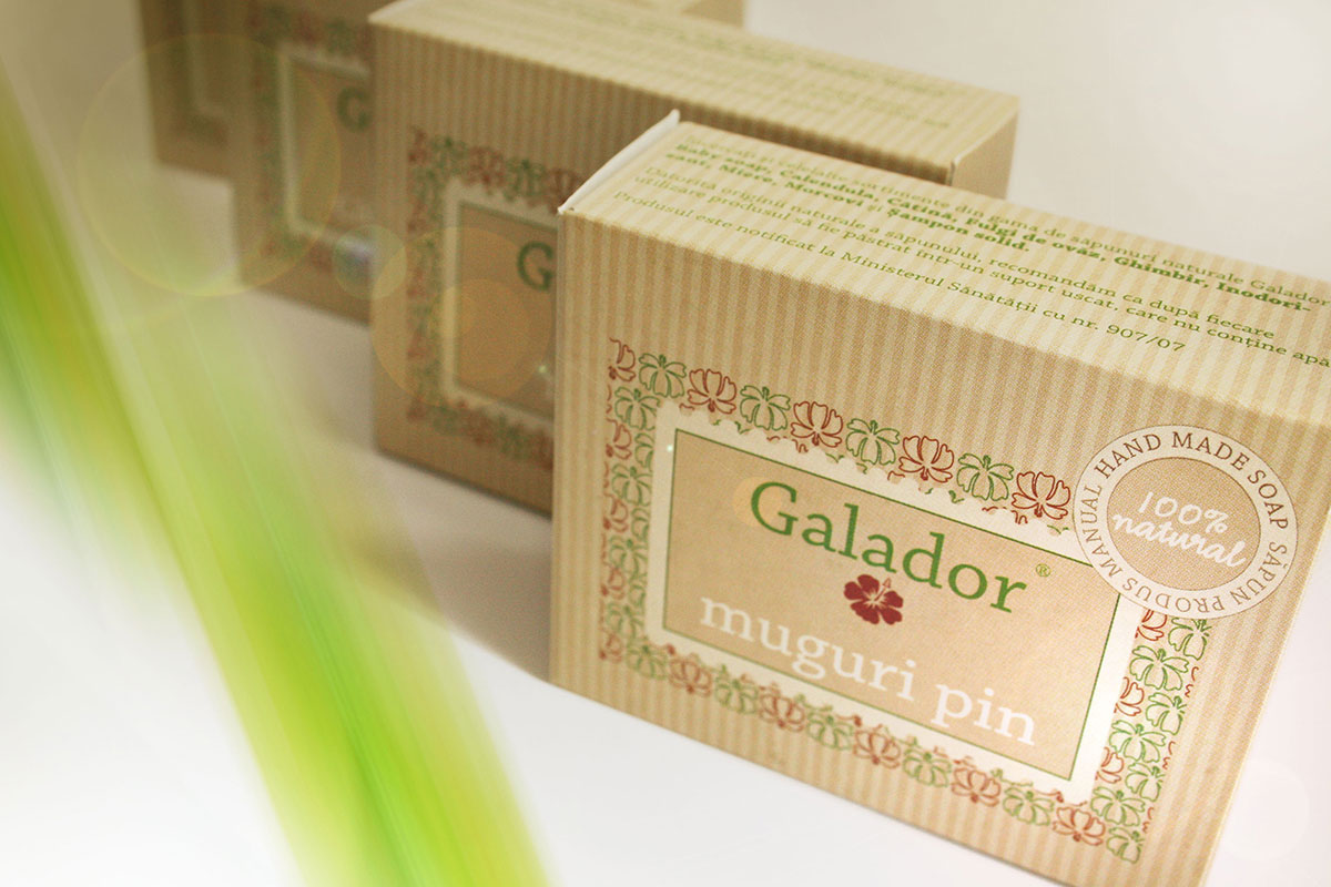 galador package design inoveo