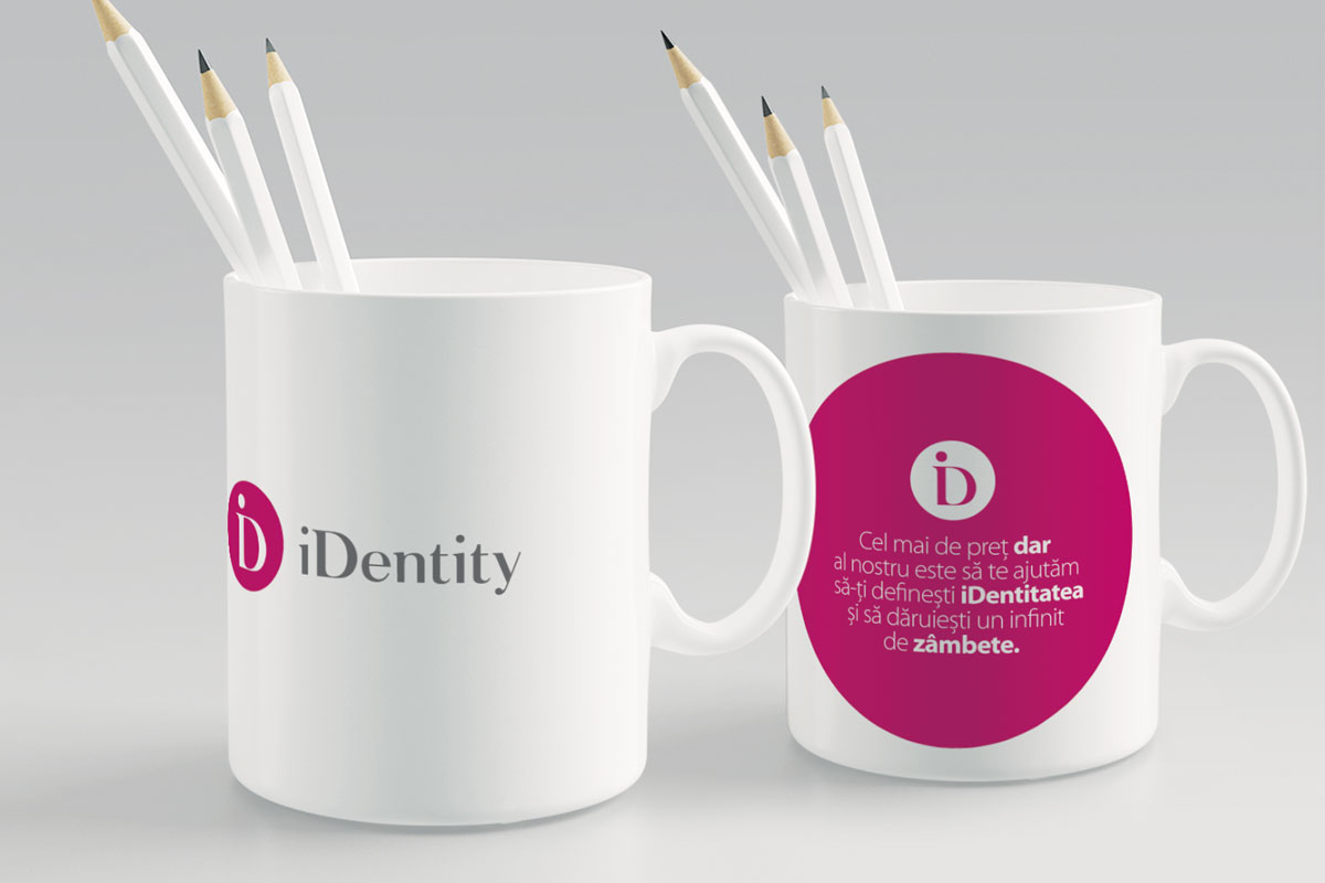 identity rebranding medical promotionale