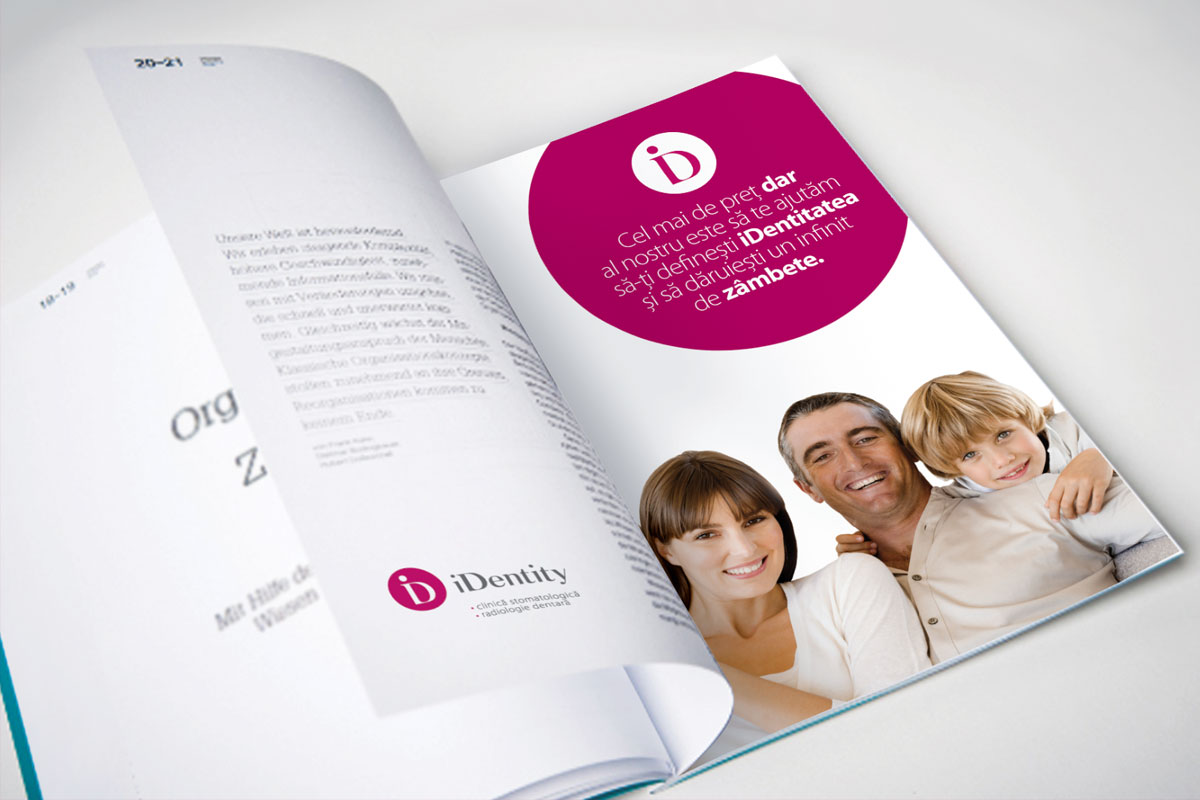 identity rebranding medical