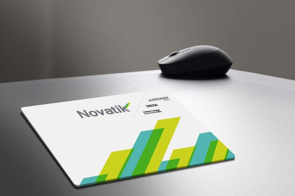 novatik portofoliu branding
