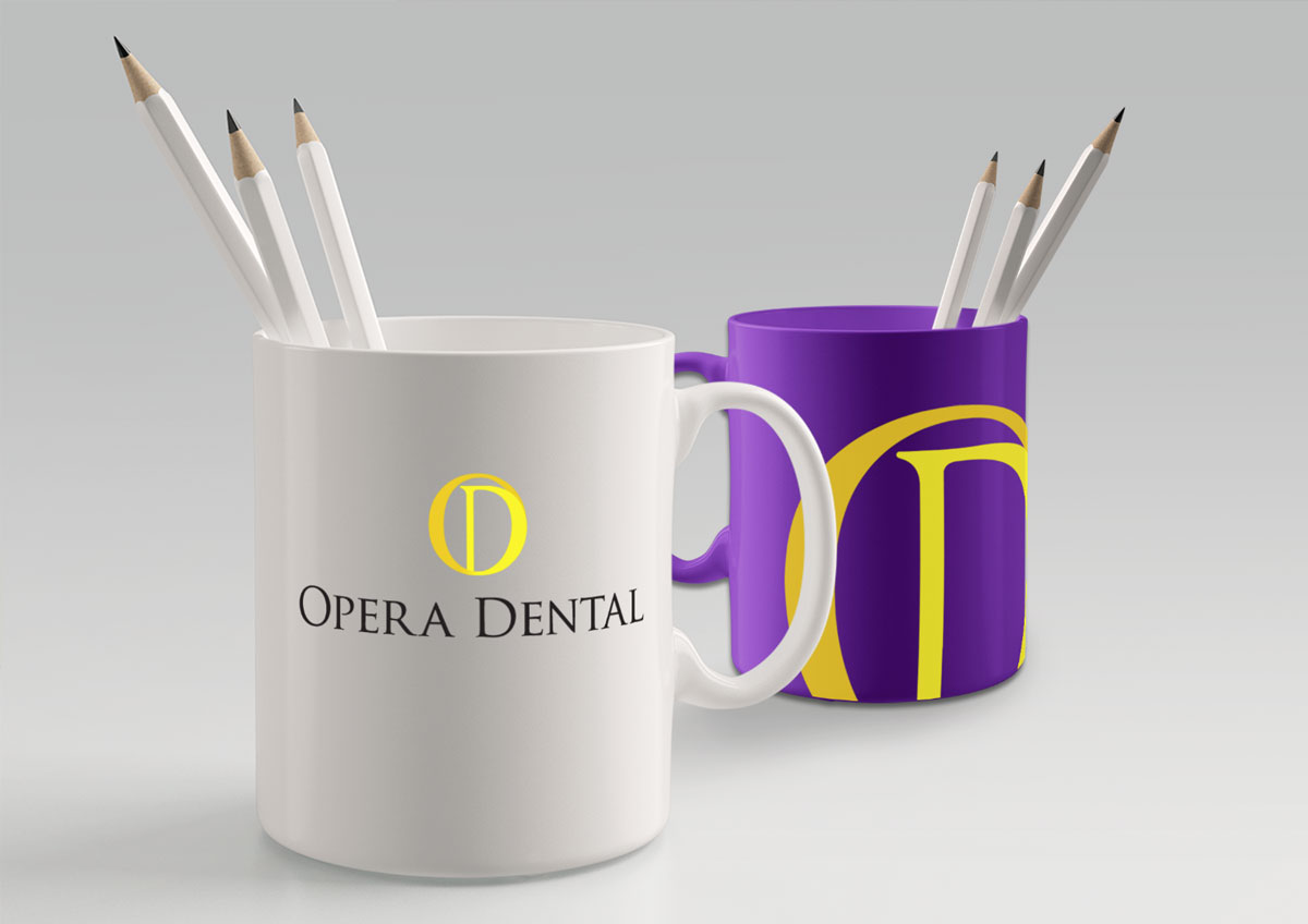 opera dental branding promotionals