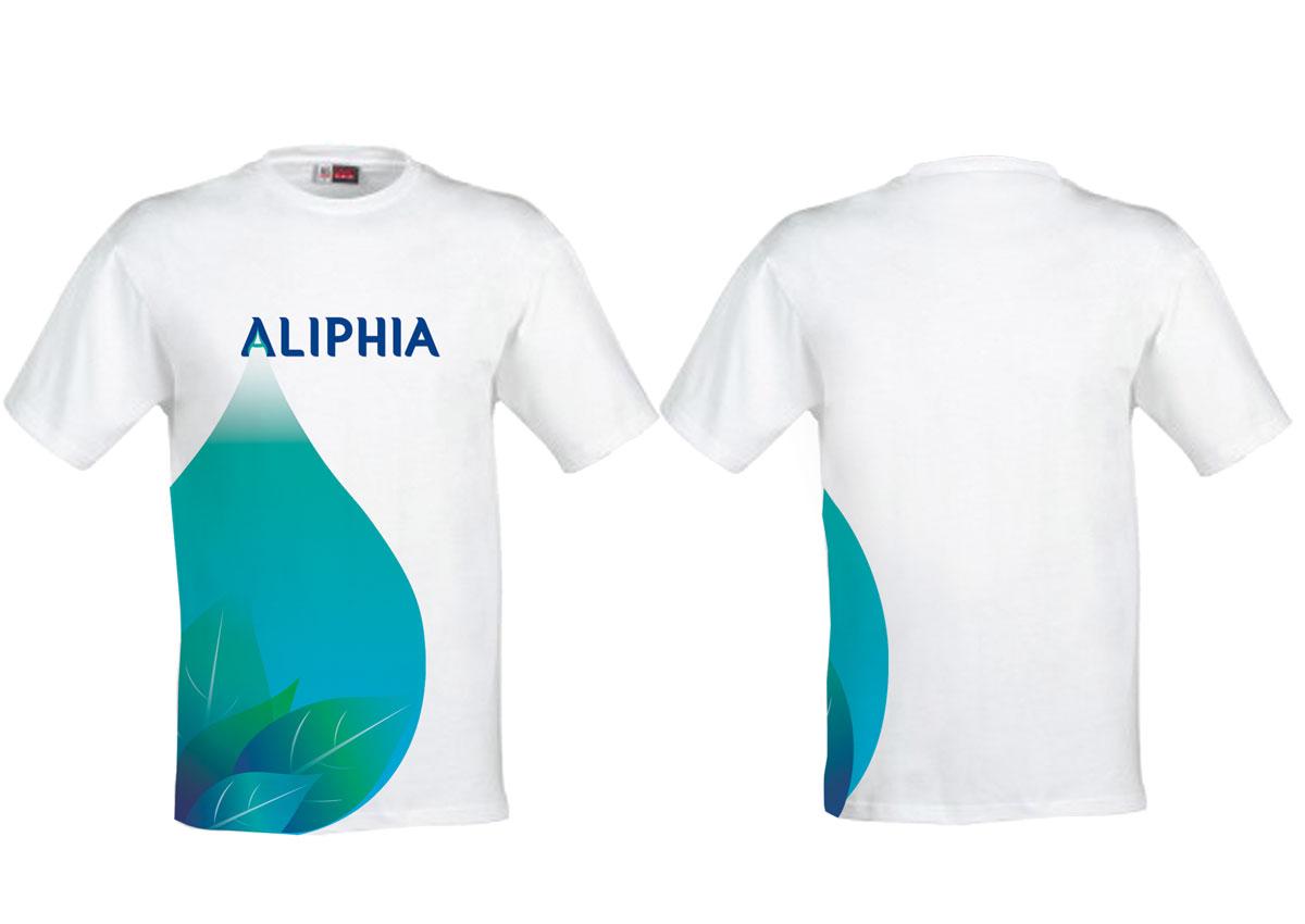 aliphia tricouri personalizate