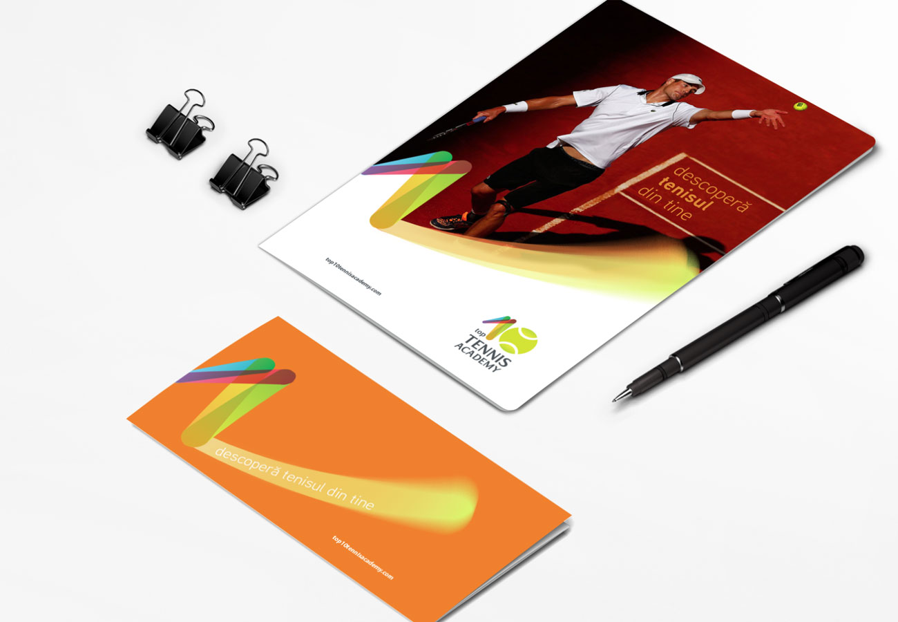 top 10 tennis academy sport stationary concept