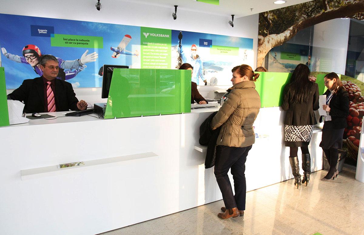 header volksbank portofoliu branding