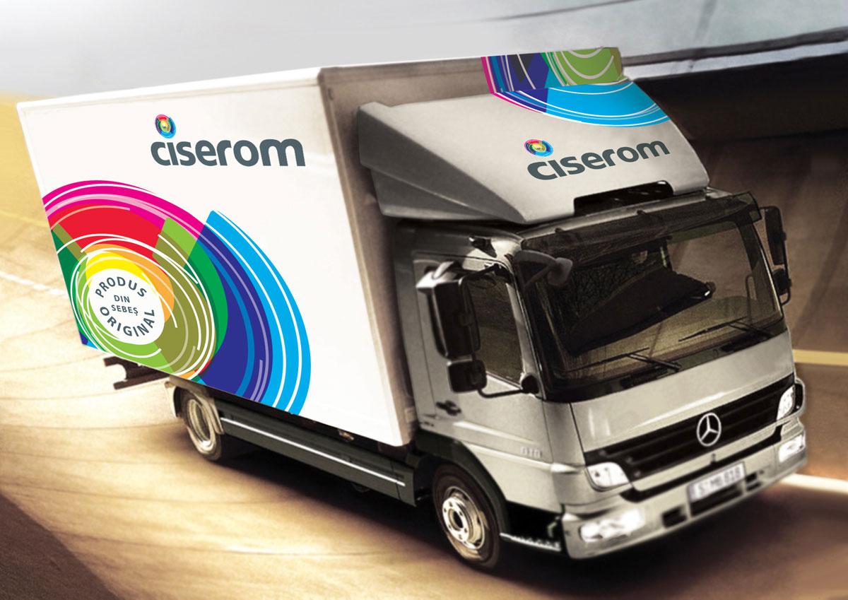 ciserom produse branding header