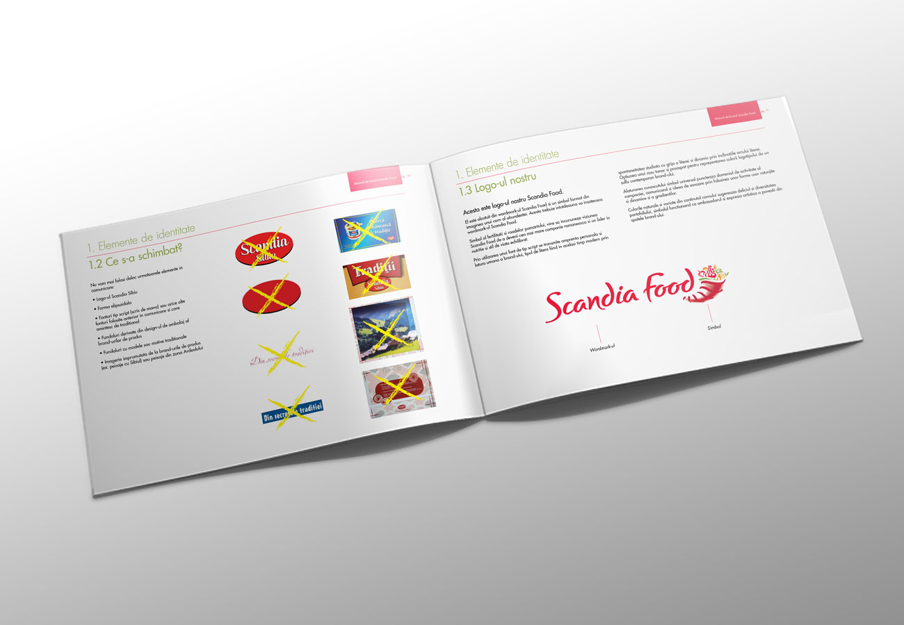 scandia food manual de brand interior