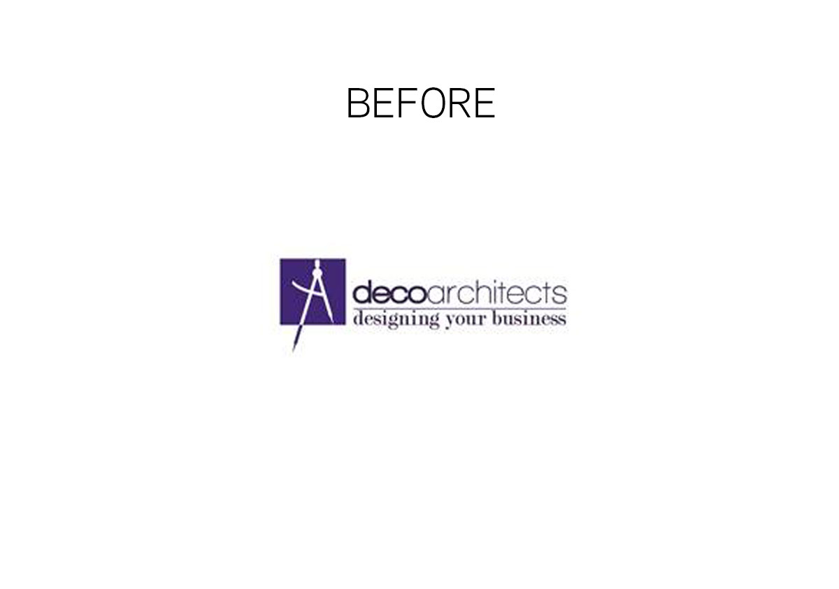 deco architects before rebranding