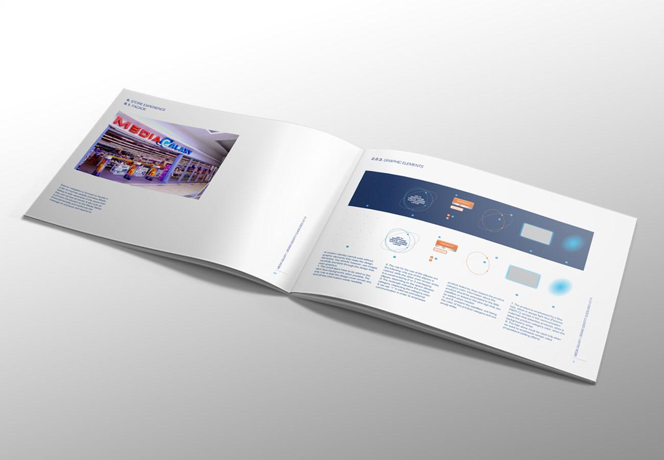 media galaxy brandbook inoveo branding agency