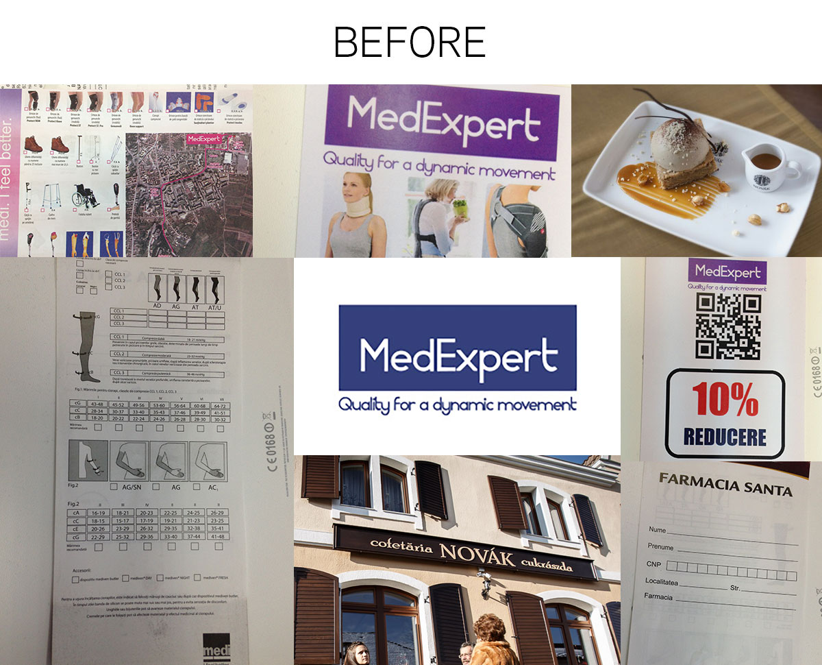 before rebranding medexpert
