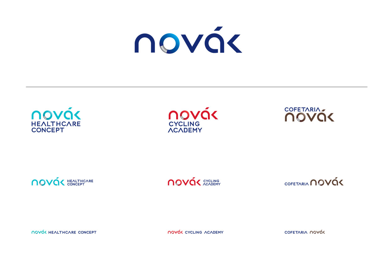 novak branding by inoveo agency