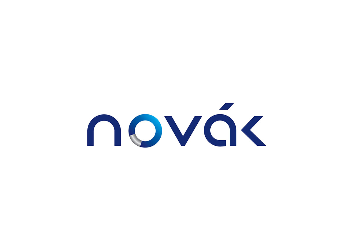 novak logo branding inoveo