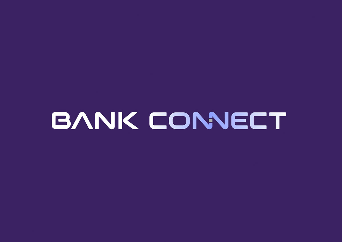 bank connect logo branding inoveo