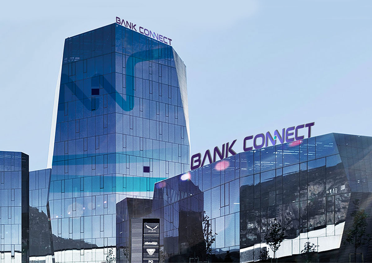 bank connect rooftop brand
