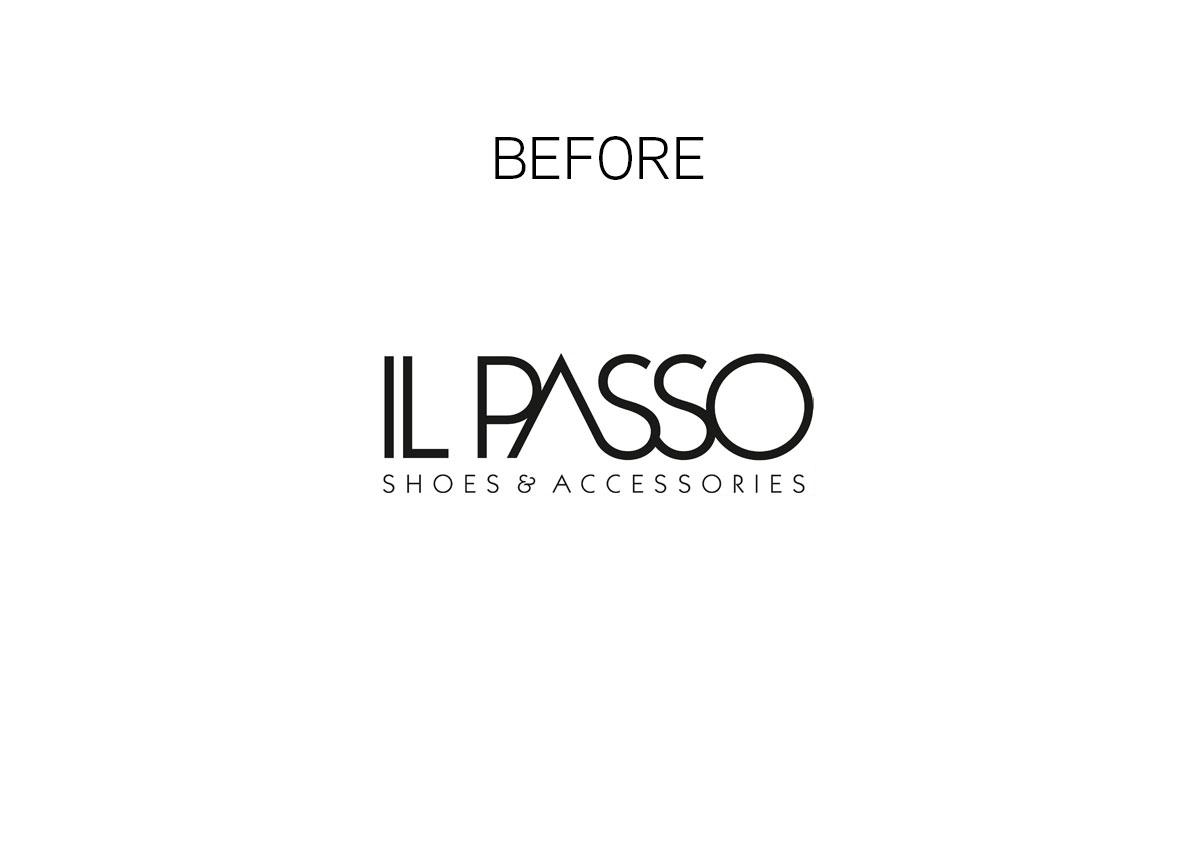 ilpasso logo before rebranding