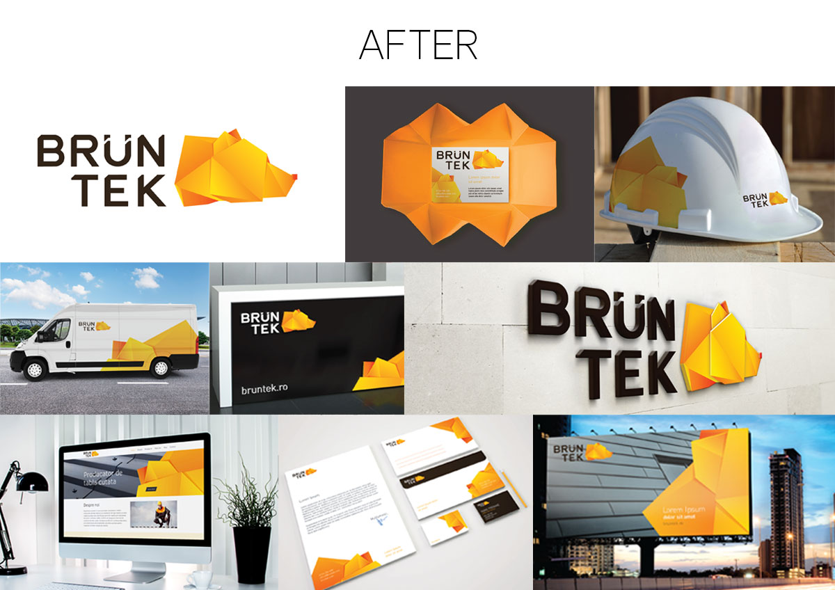 bruntek after branding