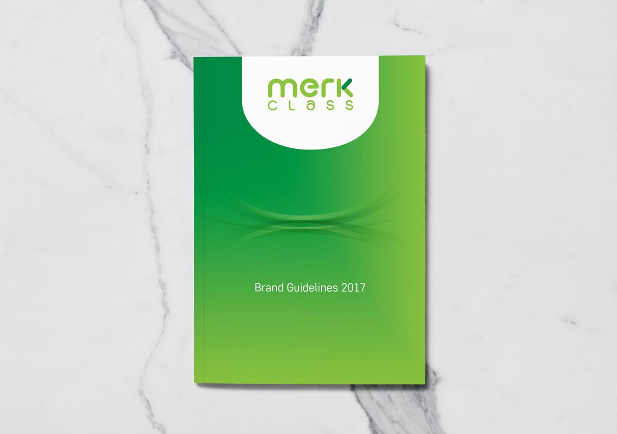 brand guidelines merk class
