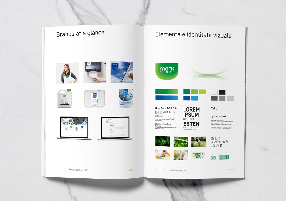 elemente identitate vizuala merk