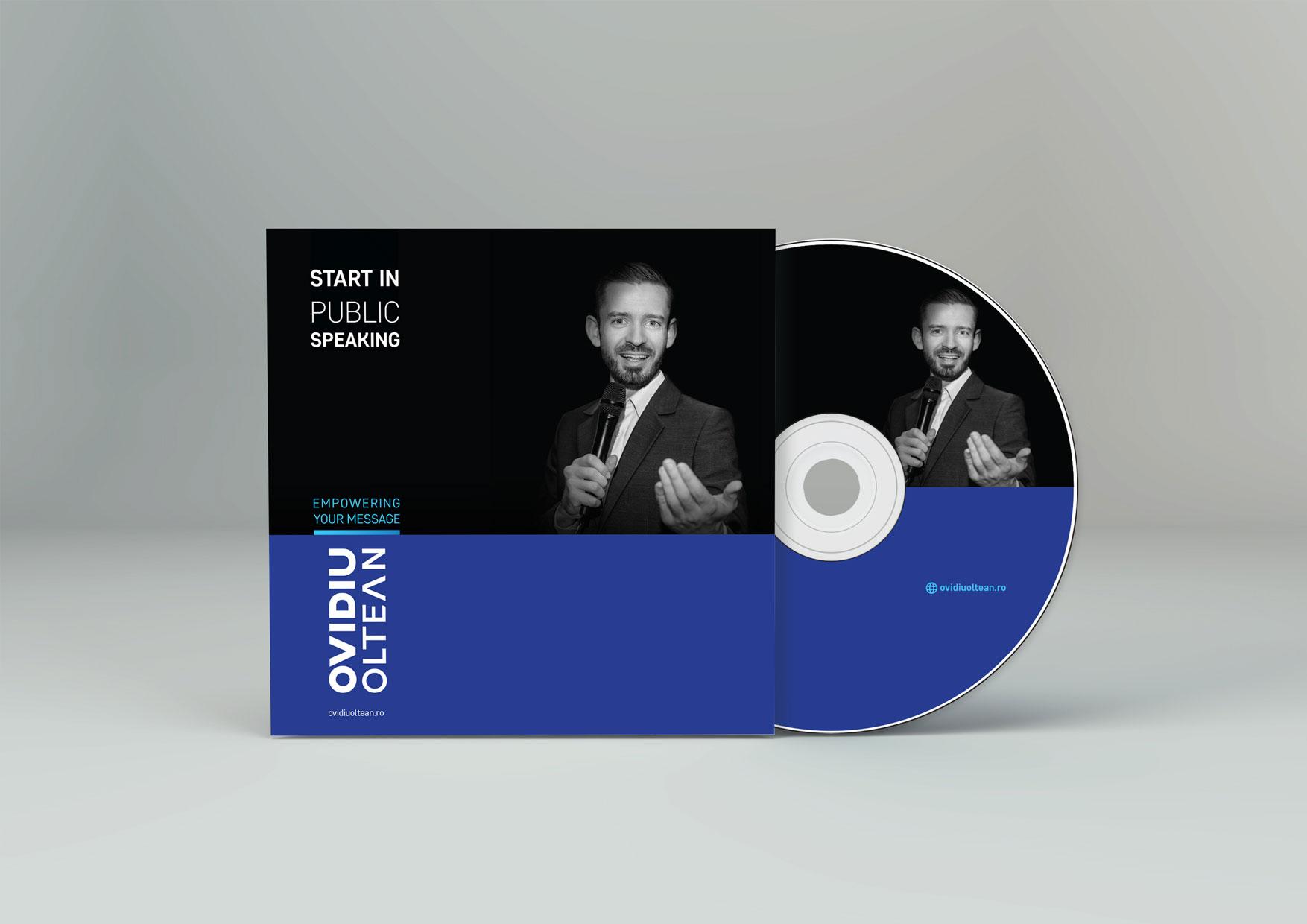 ovidiu oltean cd cover design