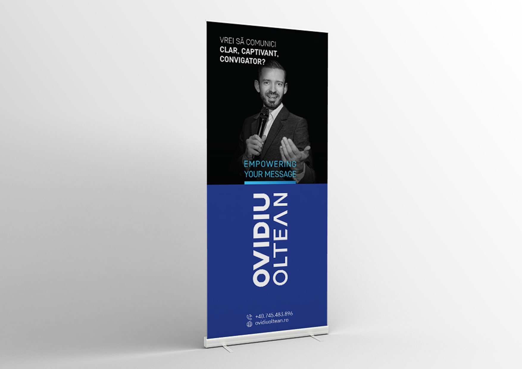 roll-up design branding personal