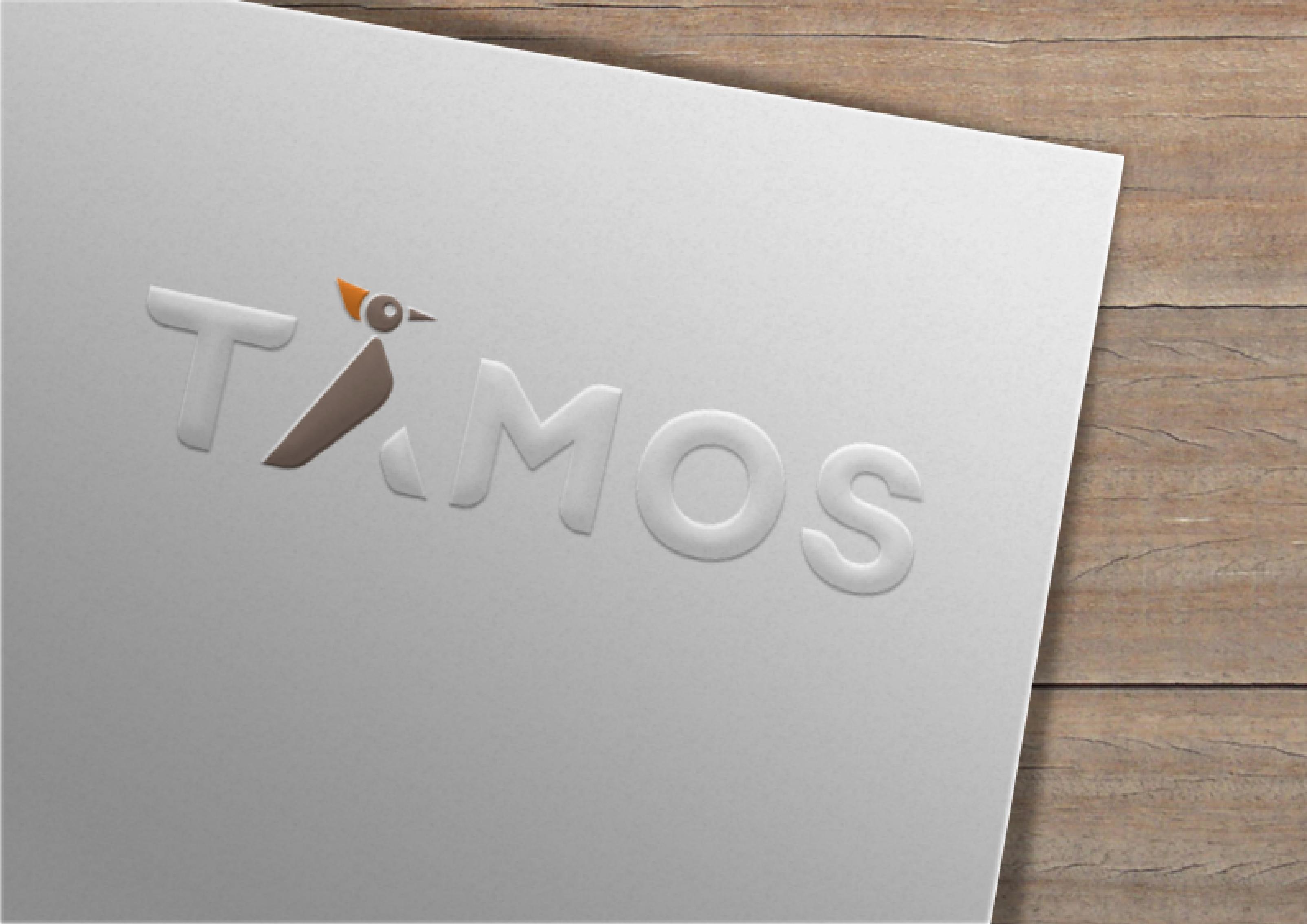 tamos logo design