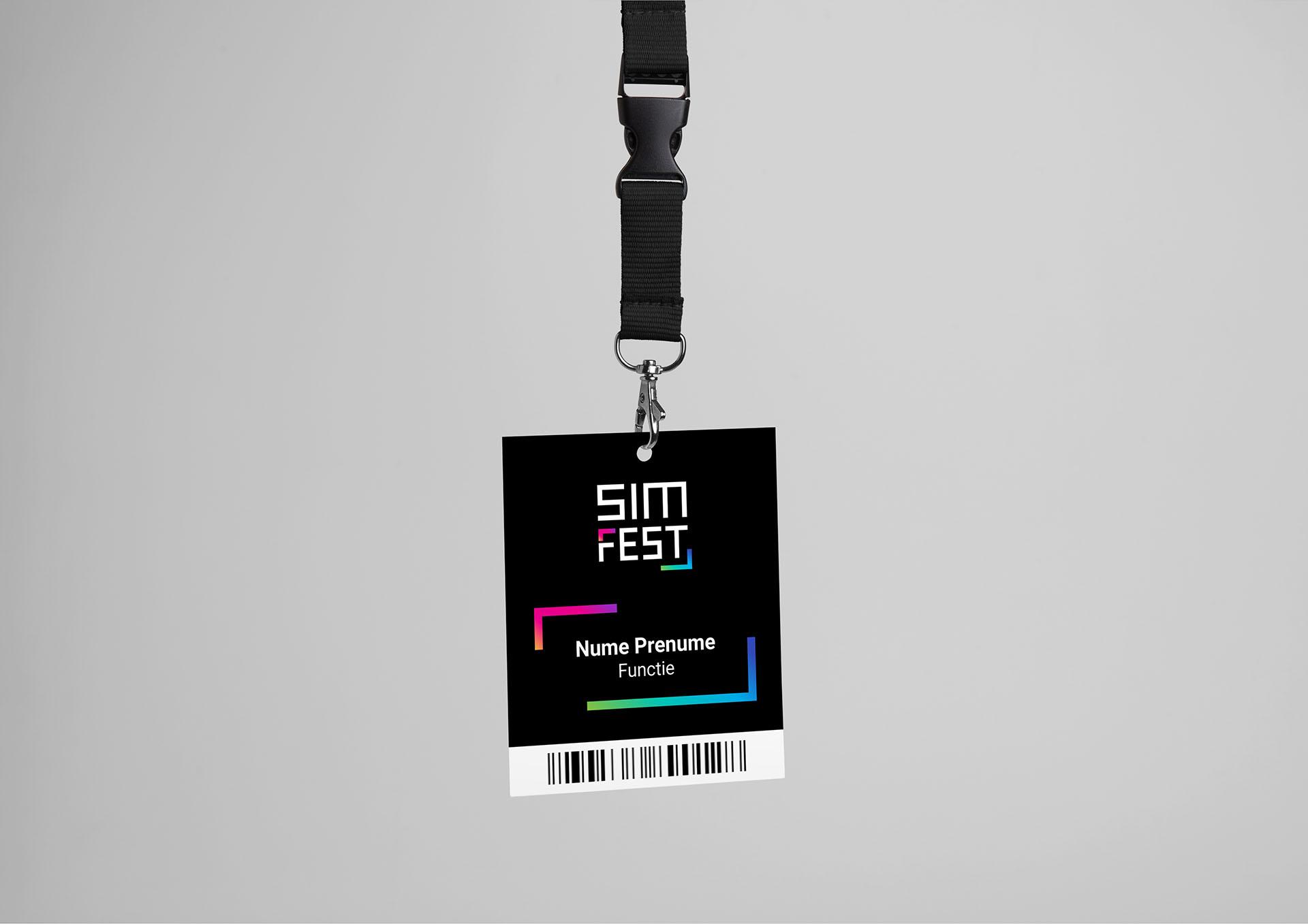 simfest badge