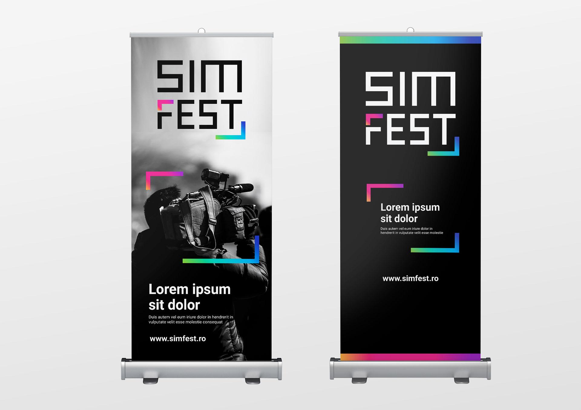 simfest banner stradal