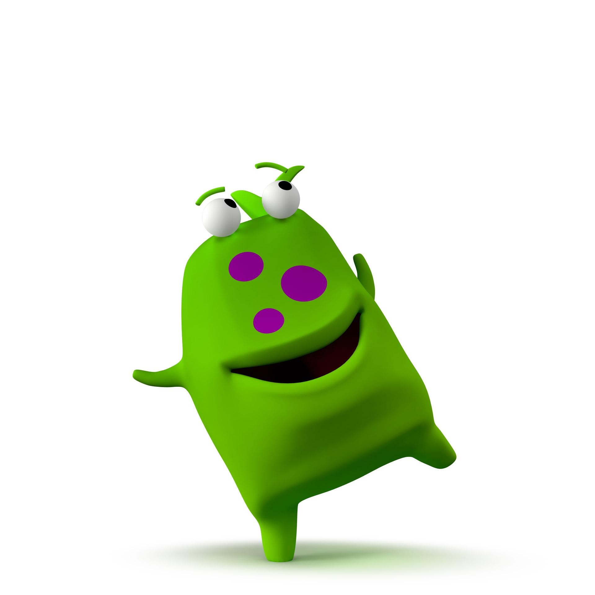 credius branding mascote