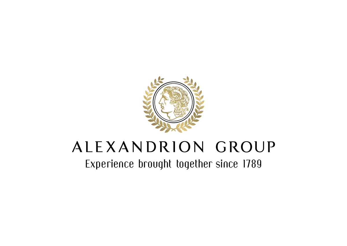 alexandrion logo branding inoveo