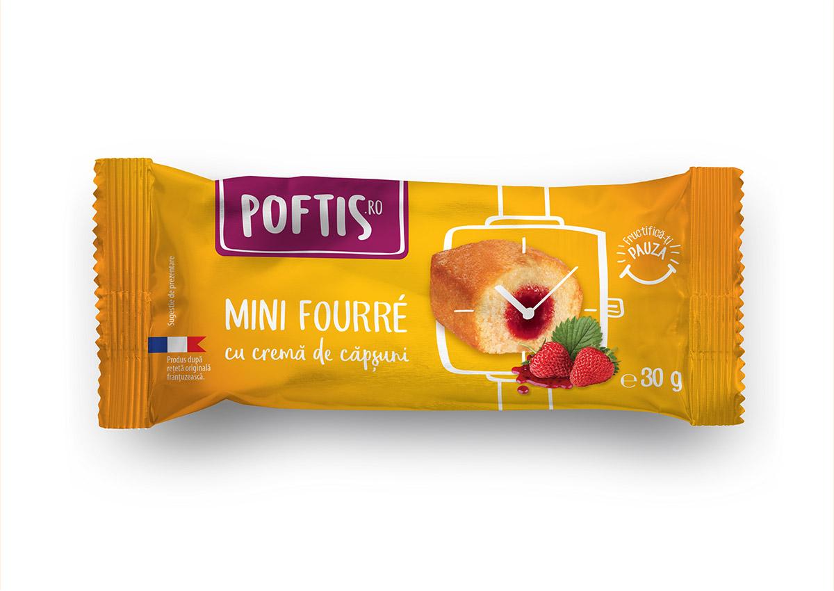 poftis produs mini fourre branding inoveo
