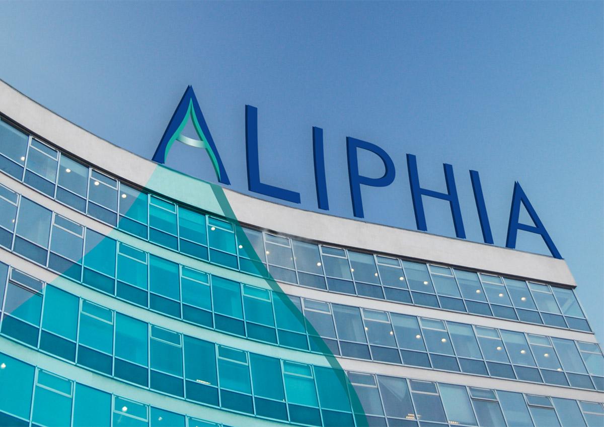 aliphia design cladire