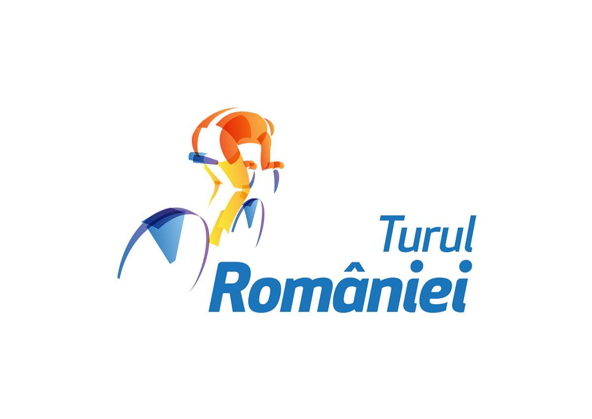Turul Romaniei logo design inoveo branding