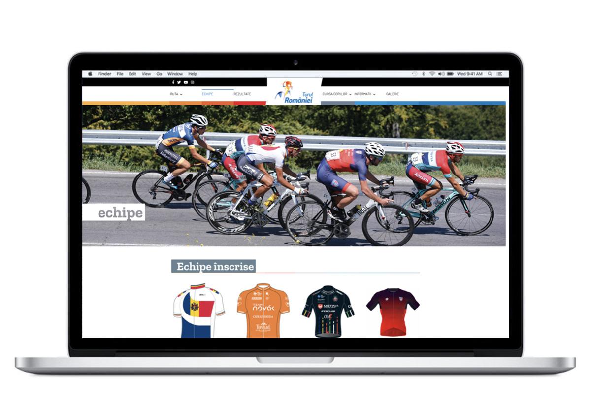 turul romaniei website inoveo design branding