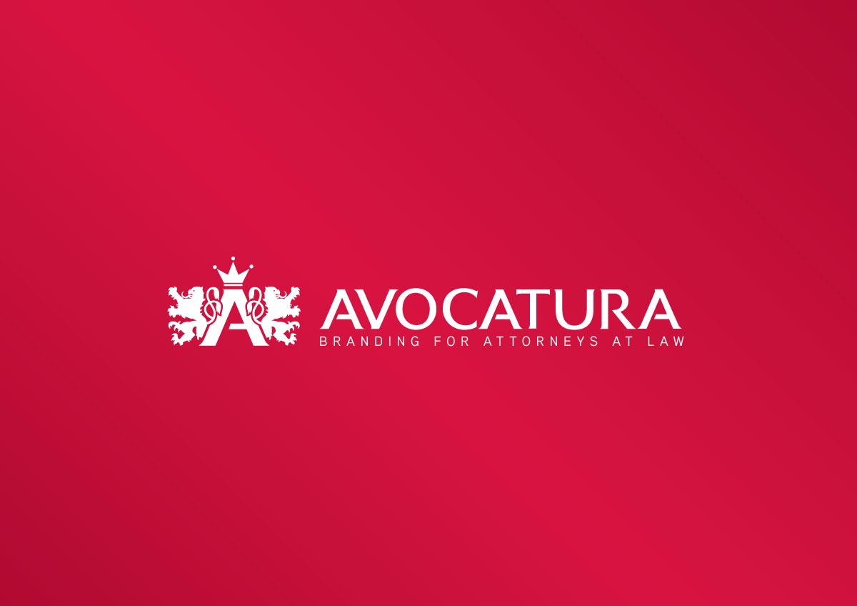 avocatura logo inoveo brnading agency