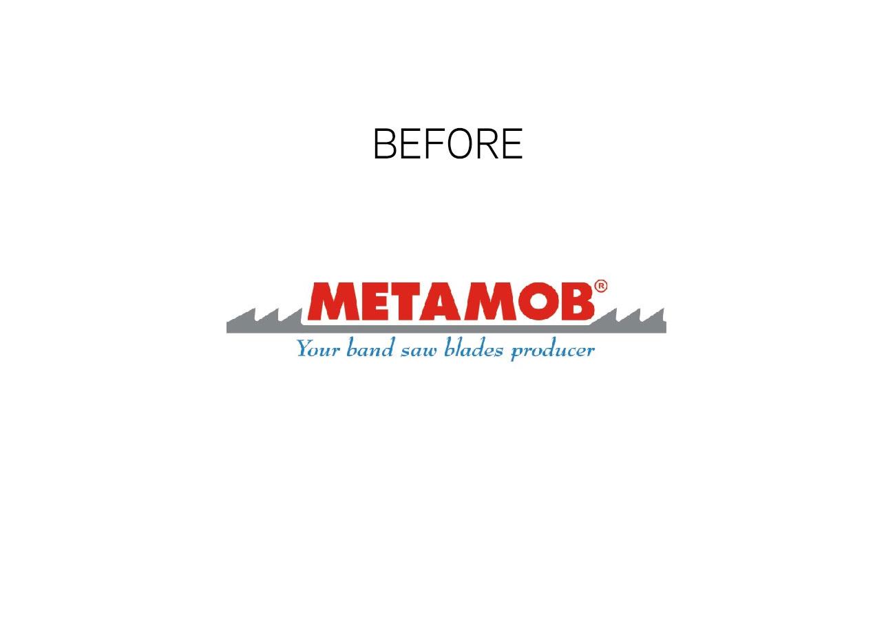 metamob before branding logo
