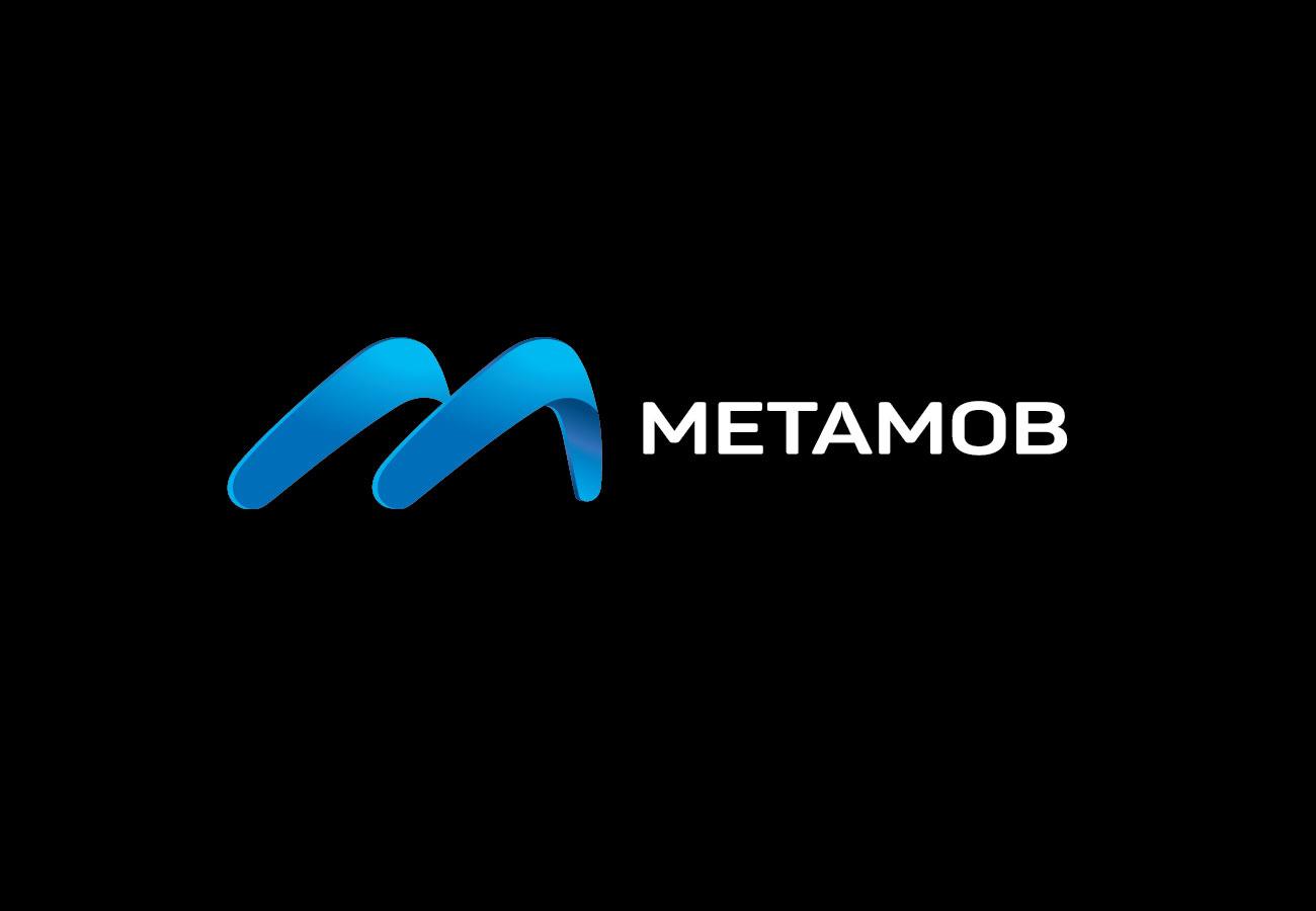 branding metamob logo design