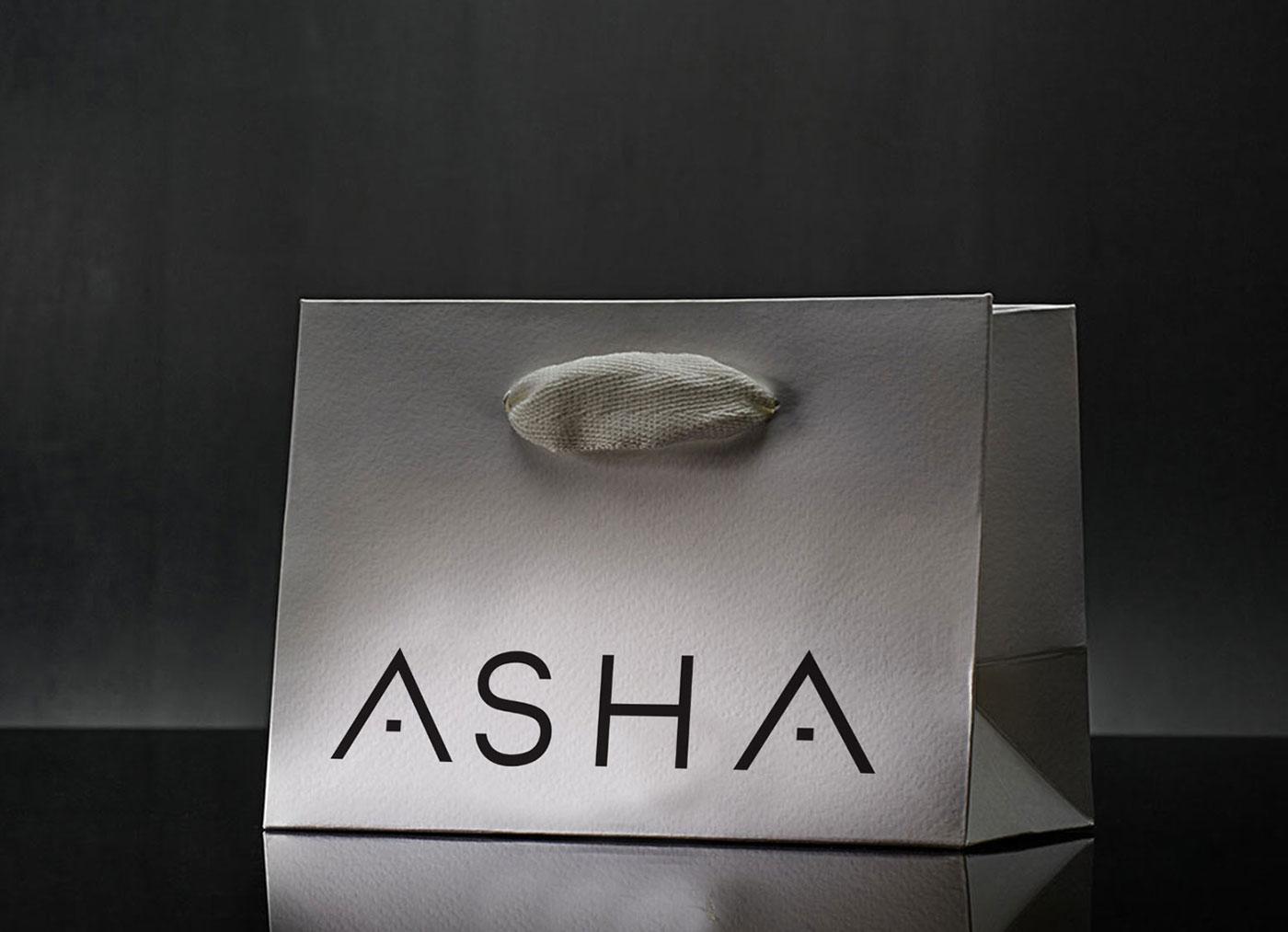 punga asha prezentare branding