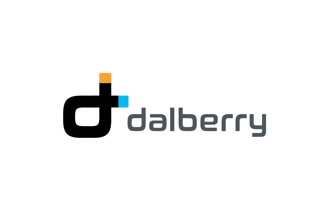 branding inovative logo dalberry