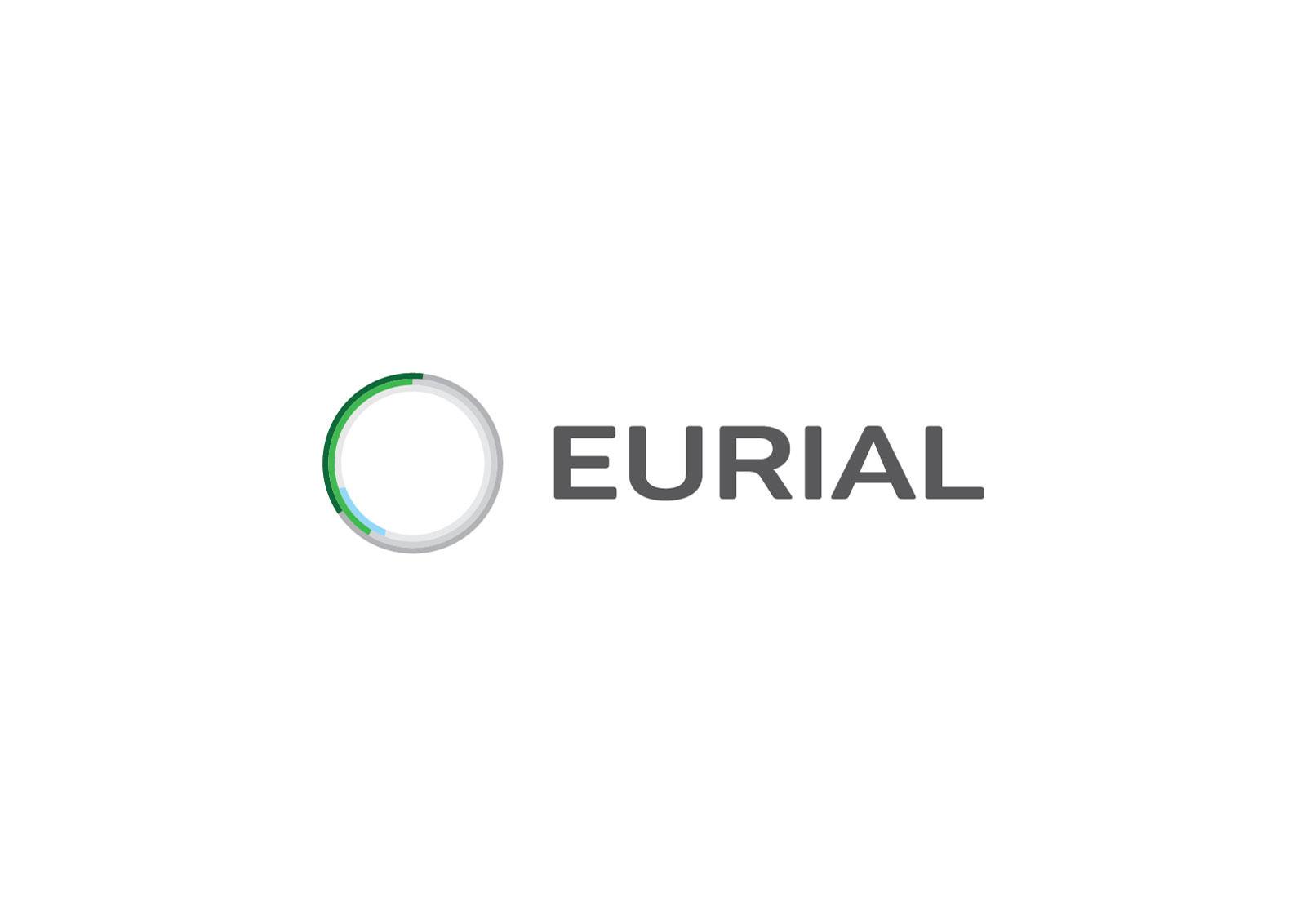 eurial branding logo alb