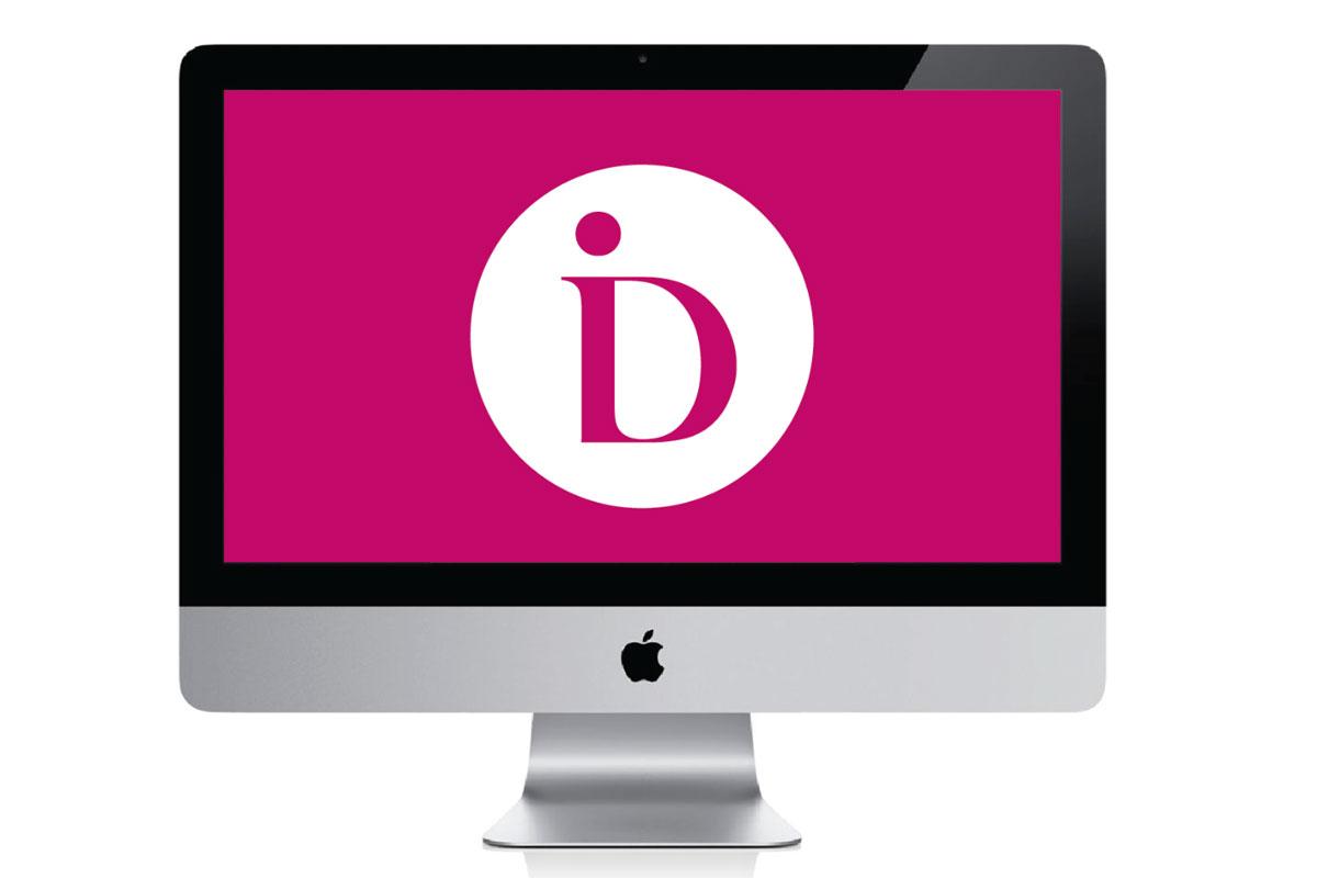 identity portofoliu branding site