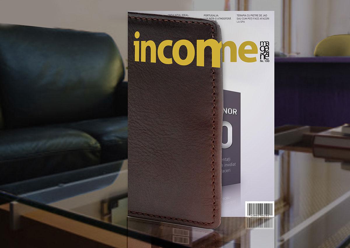 branding concept pentru income