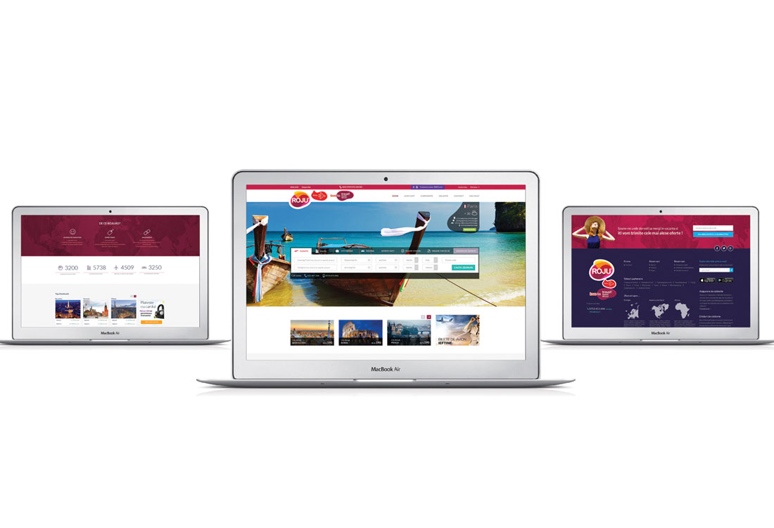roju branding online concept by inoveo